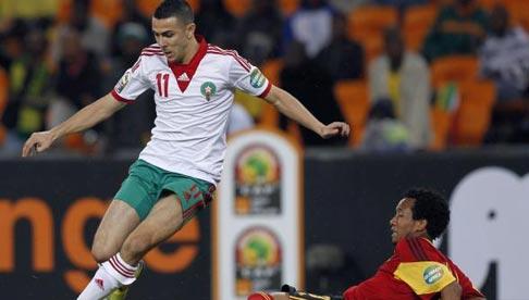 Angola - Maroc