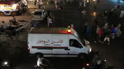 Un couple allemand trouve la mort à Marrakech