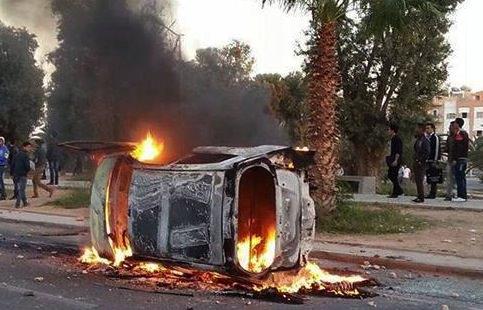 Agadir : Heurts entre étudiants et forces de l'ordre