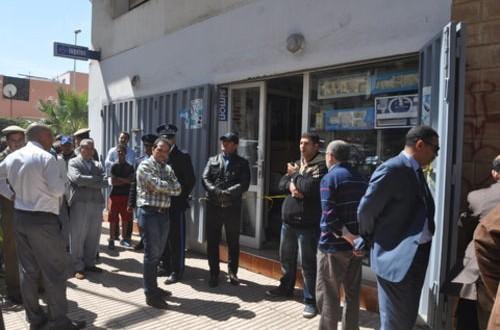 Casablanca : un assassinat dans le quartier France ville