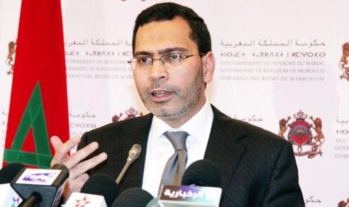 Le rapport très flatteur de Mustapha El Khalfi pour la liberté de la Presse au Maroc