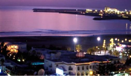 Poussière noire à Kenitra