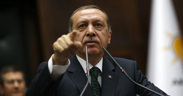 Twitter : Les menaces d'Erdogan mises à exécution