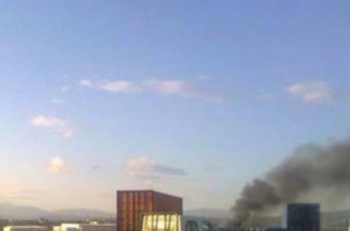 Un incendie a détruit une usine chips à Tanger