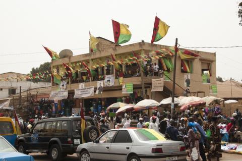 Elections générales en guinée Bissau