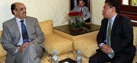 Le président du Corcas sur le sahara