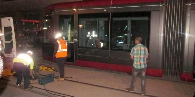 Une femme écrasée par le Tramway, Une autre risque de se retrouver sans abris