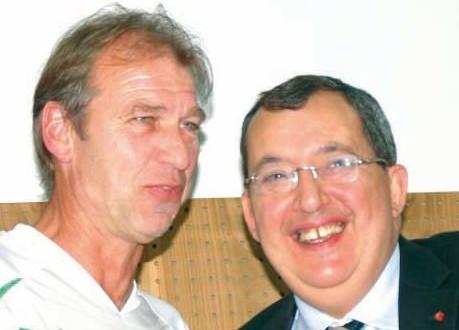 Maroc : Ali Fassi Fihri propose Verbeek