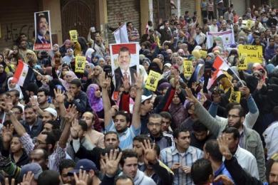 Condamnations à mort pour les pro-Morsi