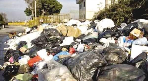 Eboueurs en grève à Casablanca