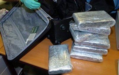Plus de trois kilos de cocaïne saisis par la douane à l'Aéroport de Casablanca