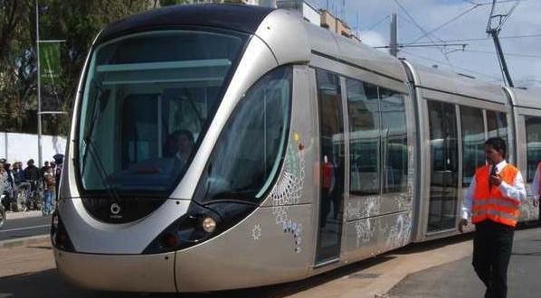 Rabat : le Tramway heurte un jeune homme