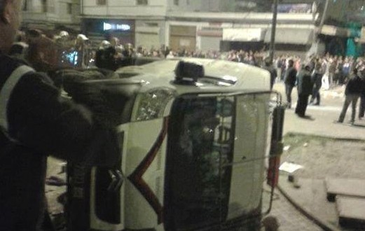 Tanger : Heurts entre salafistes et forces de l'ordre