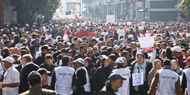 Des militants du M20 arrêtés lors de la marche du 6 avril