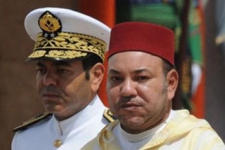 Mohamed VI met le cap sur Betz